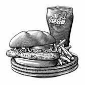 Steven Noble - Advertising, Beverage, Communication, Corporate, Cultural, Design, Food, Gaming, Ink, Pen & Ink, Woodcut