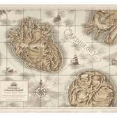 Steven Noble - Conceptual, Corporate, Engraving, Etching, Graphic, Line & Wash, Linoleum, Maps, Maps/Charts, Pen & Ink, Scratch Board, Woodcut
