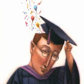 Cathy Gendron - College, Commencement, Education, Graduate, Graduates, Graduation, School