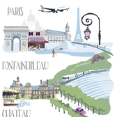 Ellen Byrne - Architecture, Graphic, Infographics, Lifestyle, Maps/Charts, Romance, Transportation, Travel, Vector Art, Wedding, Whimsical